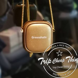 GreenShade 款掛頸式空氣淨化器