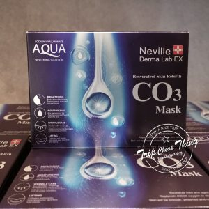 NEVILLE 白藜蘆醇肌膚重生CO3蛻變面膜 15GX10包