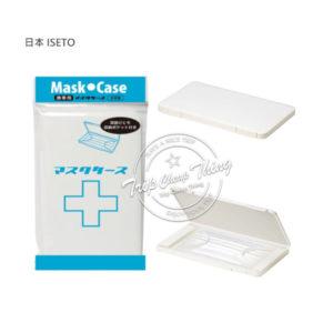 日本ISETO 硬式口罩收納盒