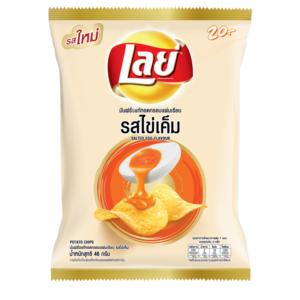 泰國 Lay's 樂事薯片咸蛋黃味 (46g)
