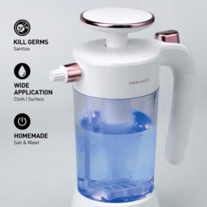 Momax – Clean-Jug 殺菌消毒科技水製造機