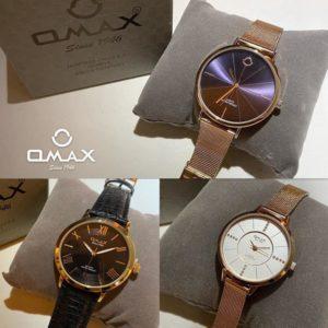 瑞士 Omax 羅馬款手錶 (日本機芯+防水錶面)