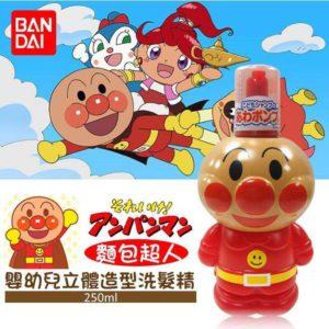 BANDAI麵包超人立體二合一洗頭水 (日本直送)