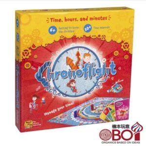 桌遊-時間輪盤Chronoflight