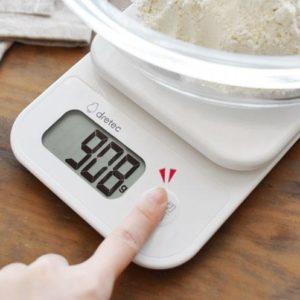 日本 Dretec KS-715 2 kg 電子料理磅